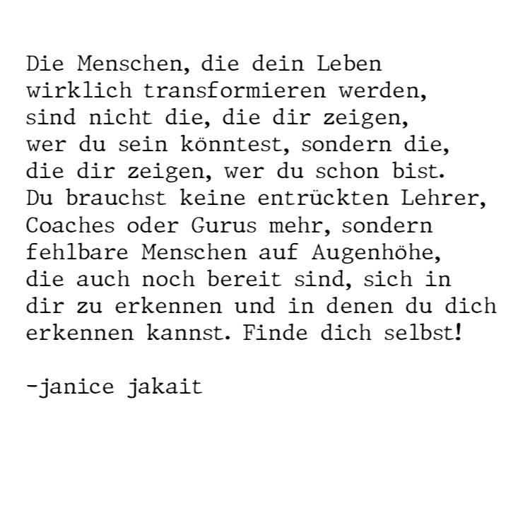 Gedanken / Fragmente