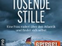 Tosende Stille / Buch